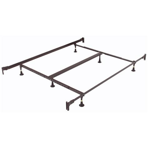 walmart bed frame queen queen king bed frame walmart com