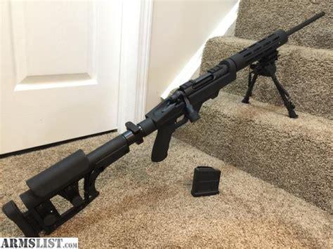 armslist  sale custom built remington  rifle