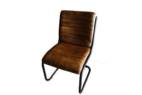 sedia in pelle sedia living studio in vera pelle confalone