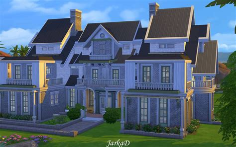 4 family homes family house no 4 jarkad sims 4 blog