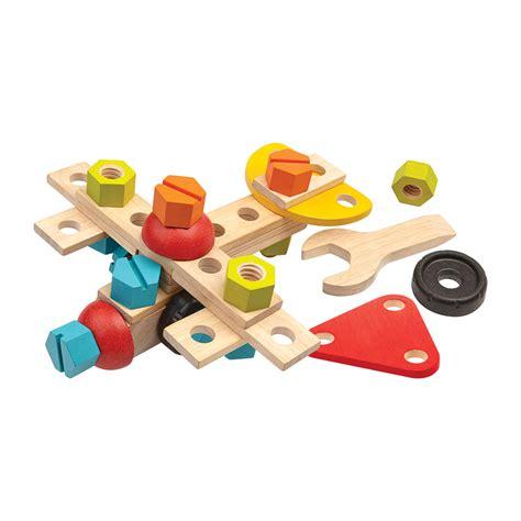 Construction Set by Leo Plan Toys Construction Set