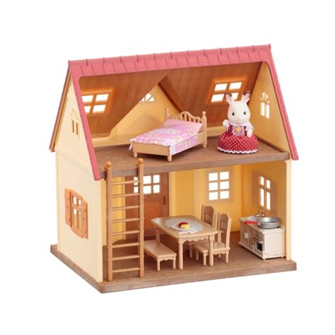 sylvanian families cottage sylvanian families cosy cottage starter home sylvanian