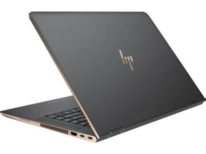 hp spectre x360 convertible laptop 15t touch 8th gen