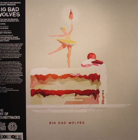 Waltz Record Store Day Frank Ilfman Big Bad Wolves Soundtrack Record Store Day 2015 Vinyl At Juno Records