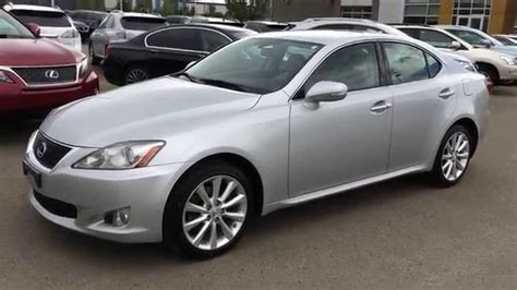 light grey lexus pre owned silver on light grey 2010 lexus is 250 awd