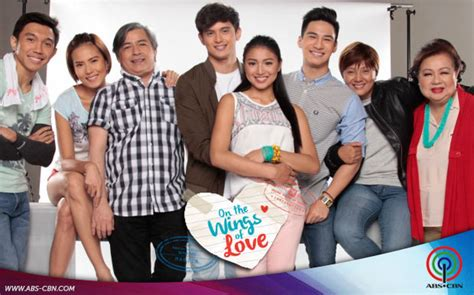 foto film on the wings of love on the wings of love arrives on abs cbn primietime bida