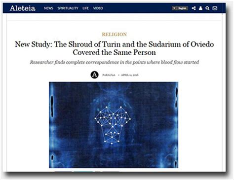 late breaking website news the shroud of turin website late breaking website news