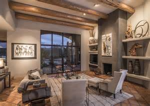 southwest home interiors southwestern contemporary home decor southwest pinterest fireplaces tile and living rooms