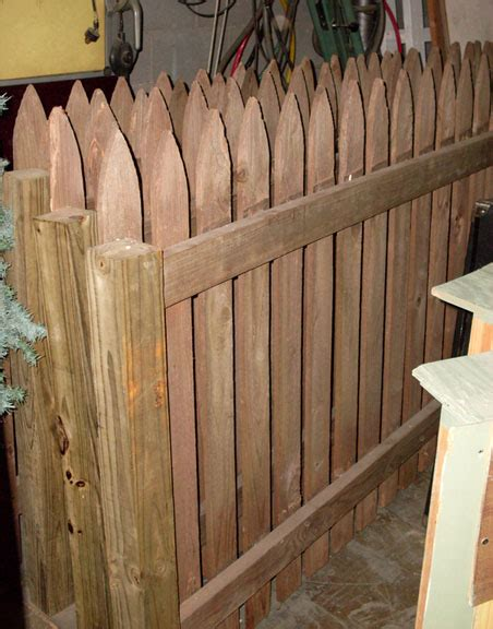 wood picket fence sections all about props requested photos