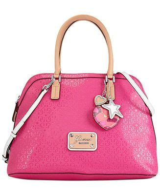 Other Designers Guess Who And The Bag by Guess Handbag Airun Dome Satchel Guess Handbags