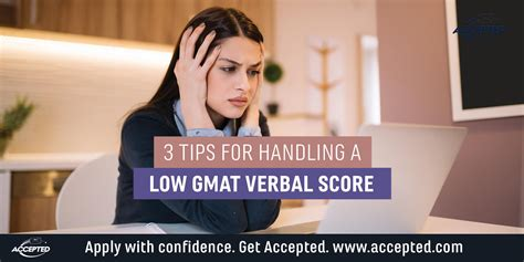 The Lowest Score Get Into Pepperdine Time Mba by 3 Ways To Get Into B School With A Low Verbal Gmat Score