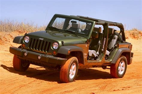 Jeep With No Doors A Rant From A Jeep Driver With No Doors