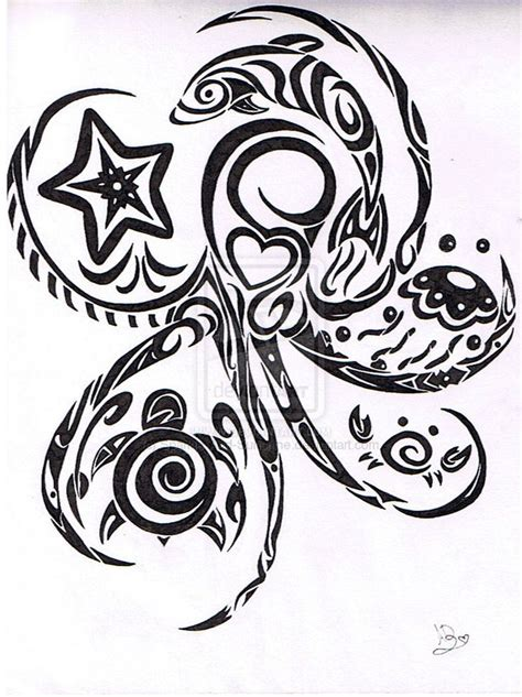 tribal fish tattoo designs fish images designs