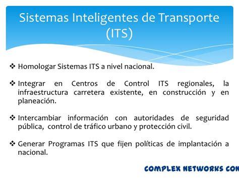 imagenes de sistemas inteligentes de transporte aplicaci 243 n de sistemas inteligentes its en proyectos de