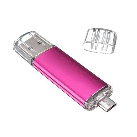 Otg 16gb 16gb usb memory stick otg micro usb flash drive mobile pc