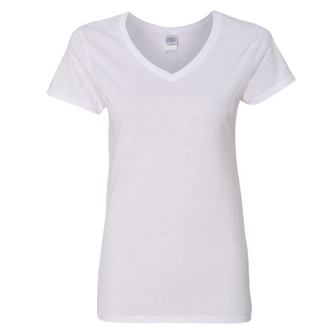 template ladies 5v00l v neck t shirt short sleeve