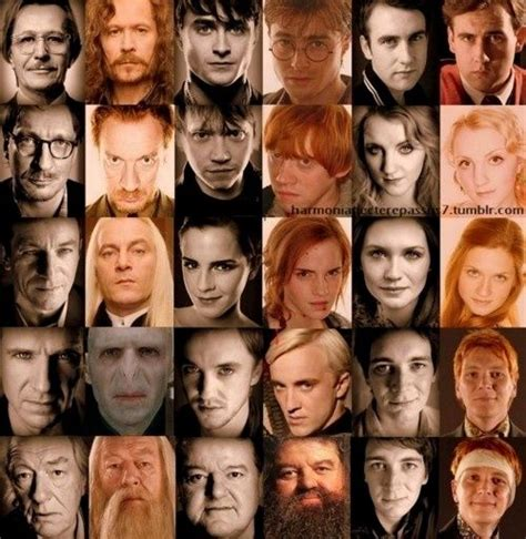best harry potter characters list of favorite characters harry potter cast tom felton aka draco lucius malfoy is