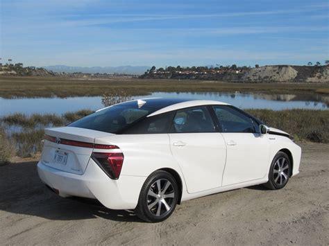 Hydrogen Car Toyota Toyota Mirai Hydrogen Fuel Cell Car Interior Toyota Free