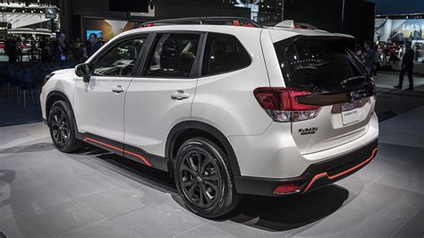2019 Subaru Forester Sport by 2019 Forester Sport Motavera