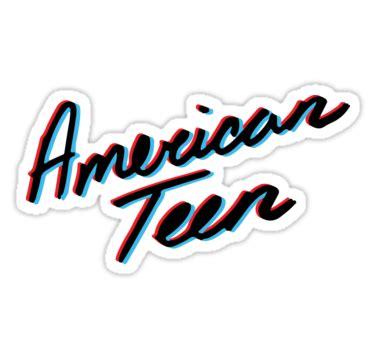 """khalid american teen 3d"" stickers by annacush | redbubble"