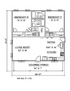 2 Bedroom 2 Bath House Plans House Plans For 1245 Sq Ft 2 Bedroom 2 Bath House 40