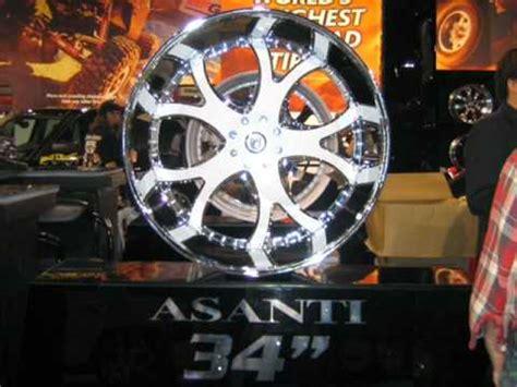 asanti wheels $2,000,000 youtube