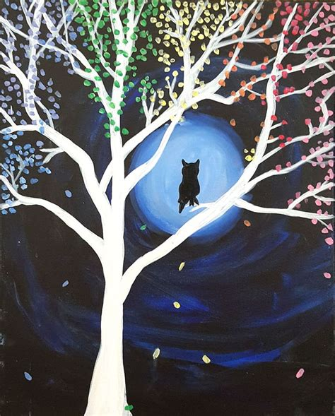 paint nite groupon richmond 115 best paint nite by ashlee merchant images on