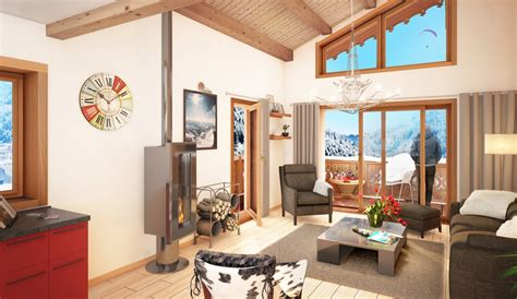 ski appartments panoramic view ski apartments for sale in chatel skiing property for sale