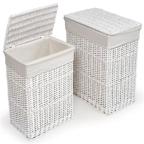 white laundry the 25 best laundry basket ideas on diy