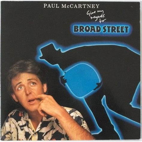 Give My paul mccartney give my regards to broad