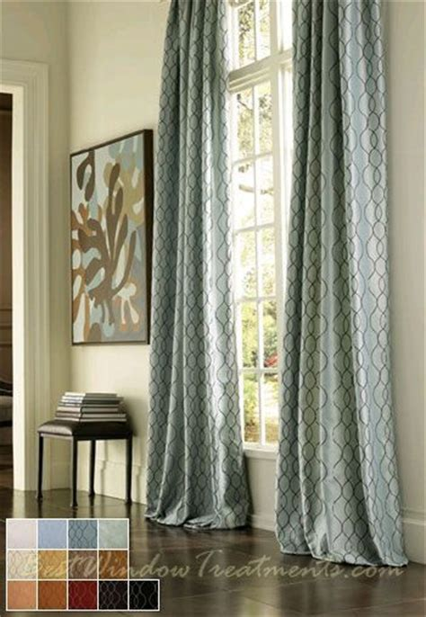 custom made drapery 25 best ideas about extra long curtains on pinterest