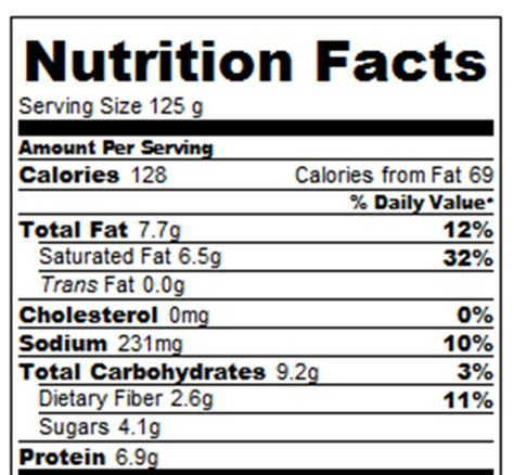 Banana Pudding Calories and Nutrition Facts ? Chocolate Covered Katie