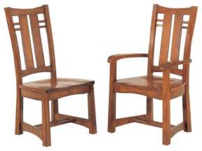 Dining Chairs Wooden Gs Furniture Bungalow Wood Dining Arm Chair Set Of 2