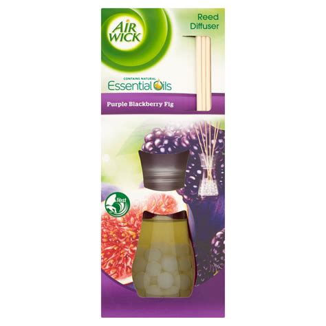 amazon com michel design works home fragrance reed diffuser peony air wick 174 reed diffuser purple blackberry fig