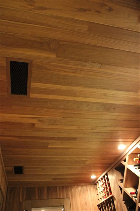 tongue groove ceiling panels refrigeration