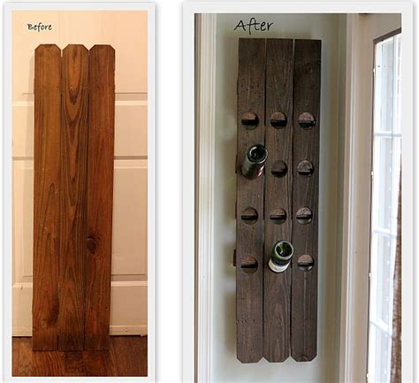6 versatile wall mounted wine rack designs you can craft