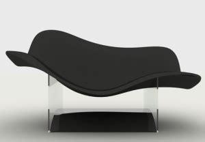 black white futuristic couch timothy schreiber futuristic furniture future abstrack