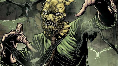 Batman Arkham Scarecrow batman arkham scarecrow dc