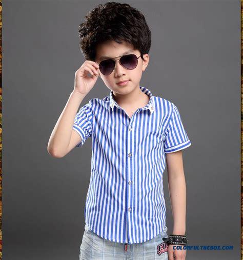 vertical design clothes cheap fashion design classic vertical stripes shirts kids