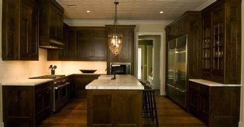 chocolate brown kitchen cabinets chocolate brown cabinets traditional kitchen bakes