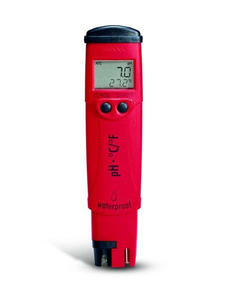 Ph Meter Digital Terbaru harga jual instruments hi 98127 phep4 waterproof ph