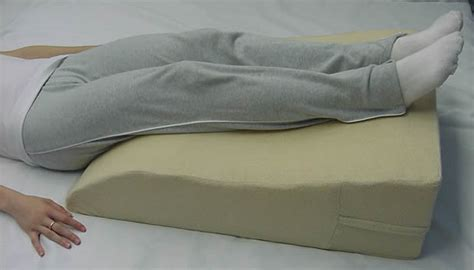 Elevation Pillow For Legs by Foam Express