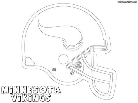 nfl vikings coloring pages nfl helmets coloring pages coloring pages to download