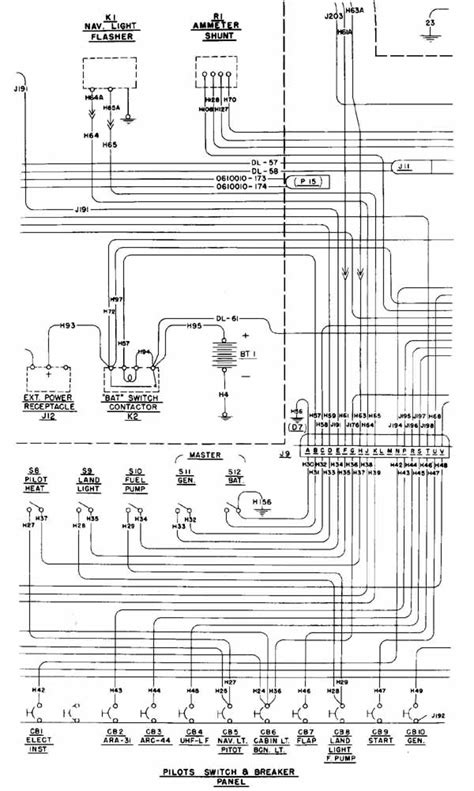 fantastic aircraft wiring diagram manual images