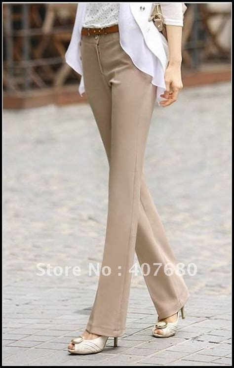 Baju Joger Pant Blue Cn selling s fashion micro flared trousers business