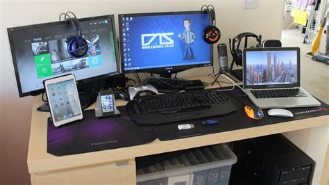 computer setup ideas home accessories astonishing computer gaming setup ideas