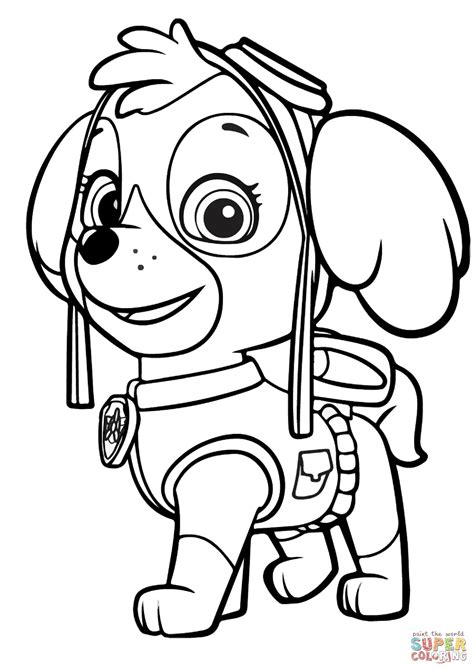 coloring pages of zuma from paw patrol zuma coloring pages best of paw patrol coloring pages