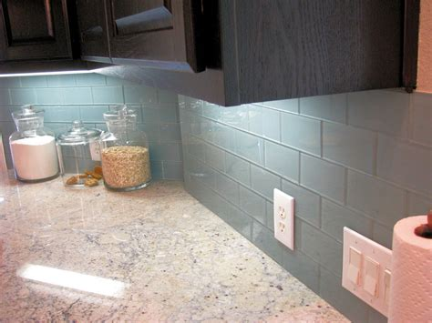glass subway tile backsplash ideas kitchen backsplash ideas materials subway tile outlet
