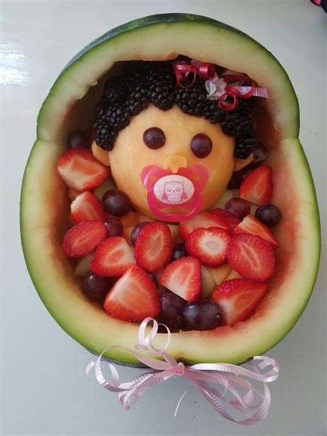 Baby Shower Fruit Basket Ideas by 17 Best Ideas About Baby Fruit Baskets On Baby