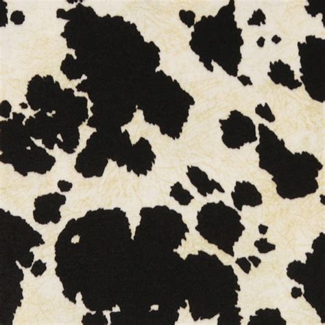 cow print upholstery fabric black and white cow microfiber stain resistant upholstery